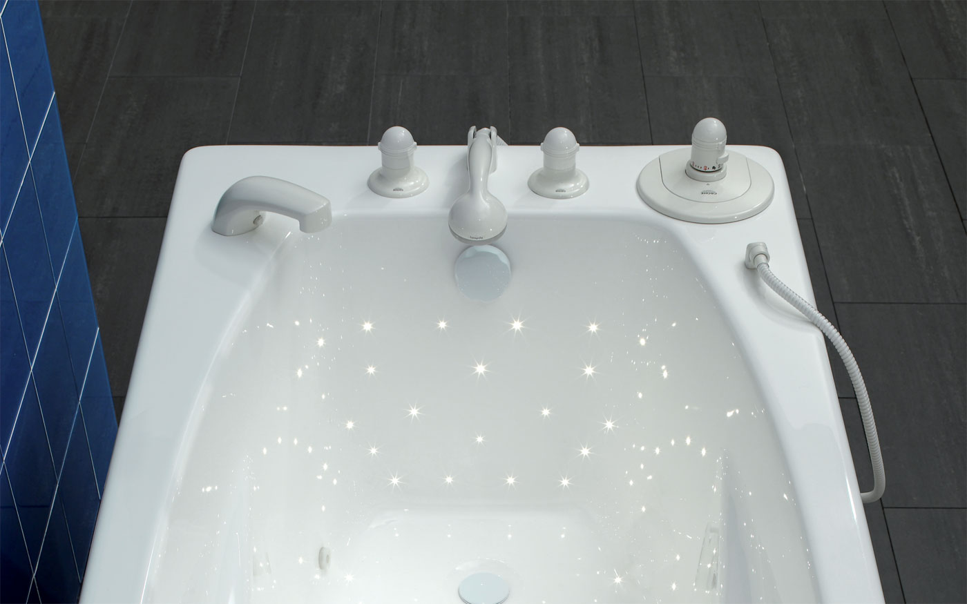 Hydrotherapy tub Luxury