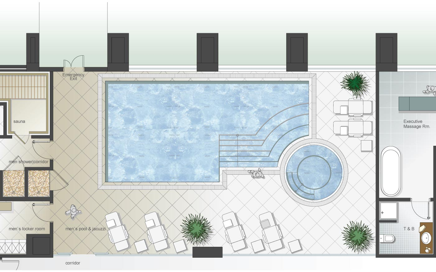 Hydro Pool Design Planning And Design Unbescheiden